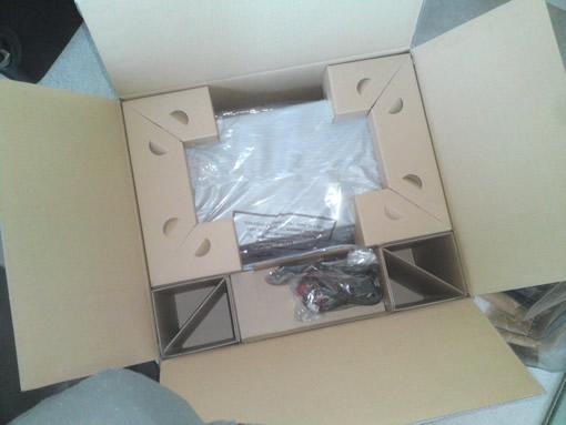 corsair sp2500 packing