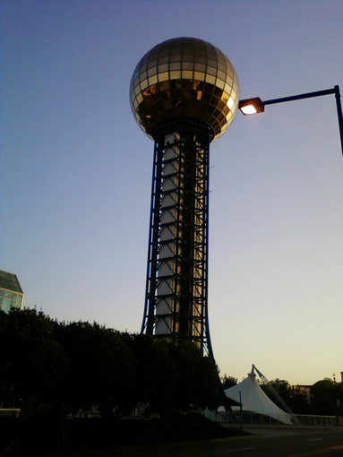 Knoxville Sunsphere