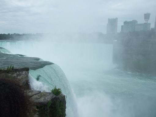 Niagara Falls Terrapin Point