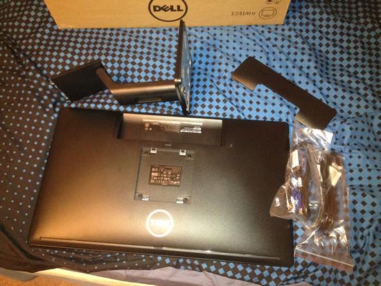 Dell E2414Hr Contents