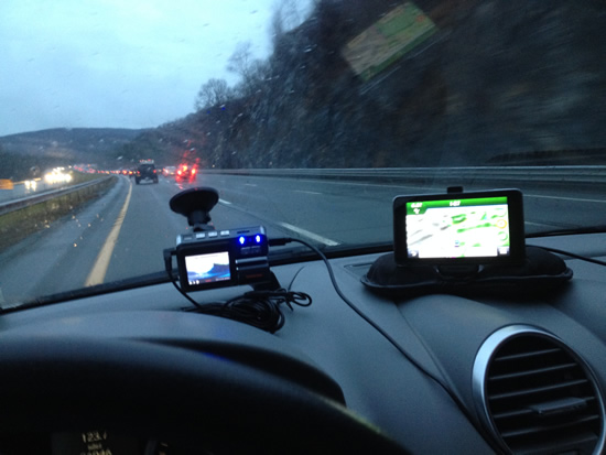 GPS and Dash Cam