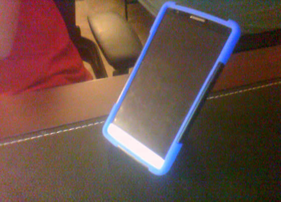 LG G3 Vigor  in  kickstand case
