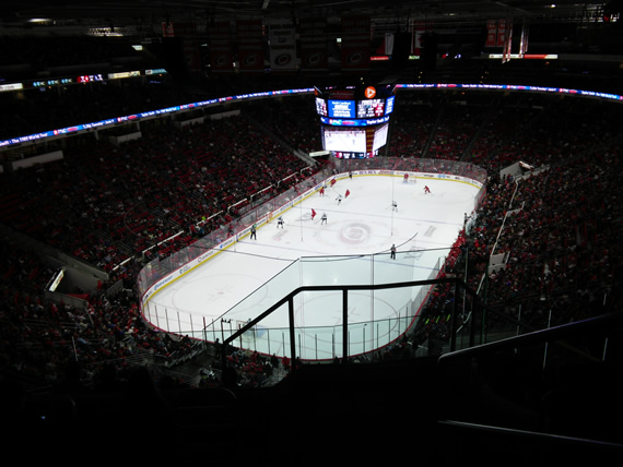 Carolina Hurricanes vs San Jose Sharks