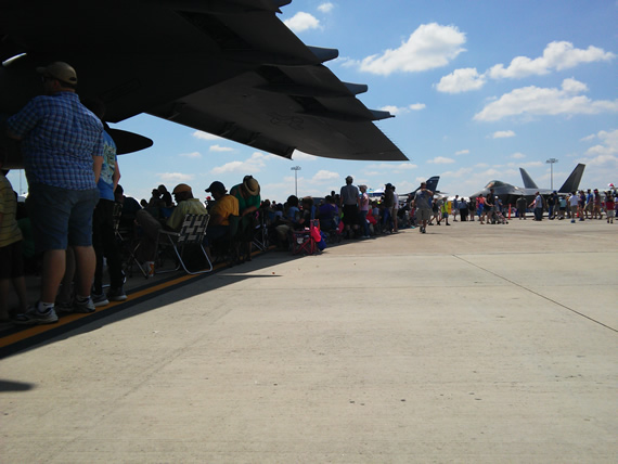 Wings of Wayne Air Show