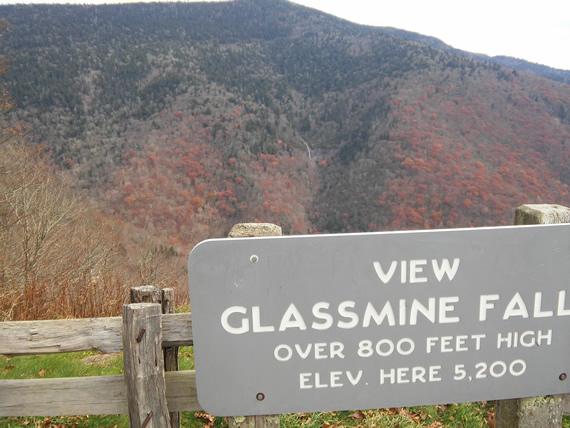 Glassmine Falls