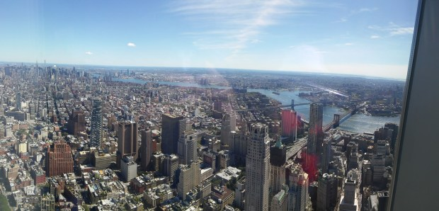 One World Observatory View