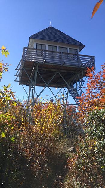 Green-Knob-Fire-Tower