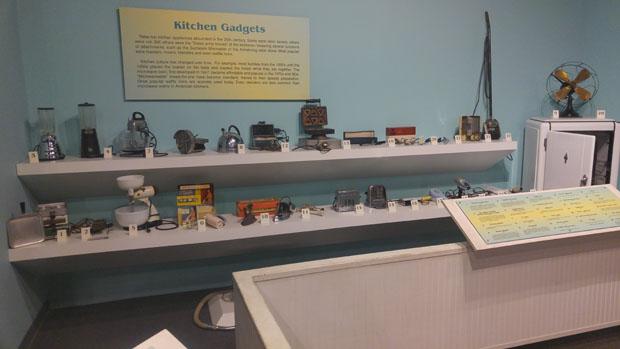 South Carolina State Museum kitchen gadgets
