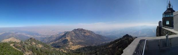 Mount Diablo pano