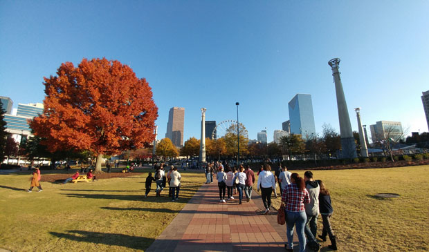 Atlanta Olympic Centennial Park