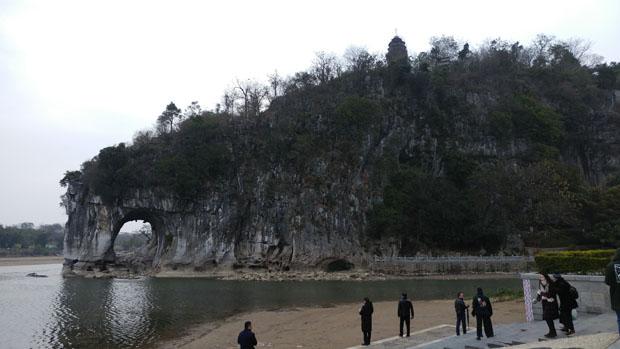 Guilin Elephant Trunk Hill