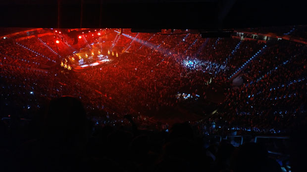 Bon Jovi Concert at PNC Arena