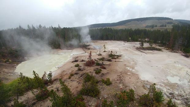 Sulfur Cauldron