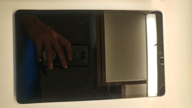 Samsung Galaxy Tab A 10.1 front
