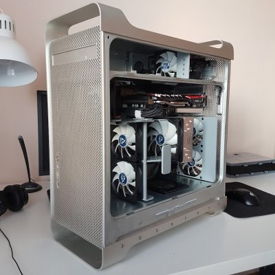 powermac g5 mod untouched