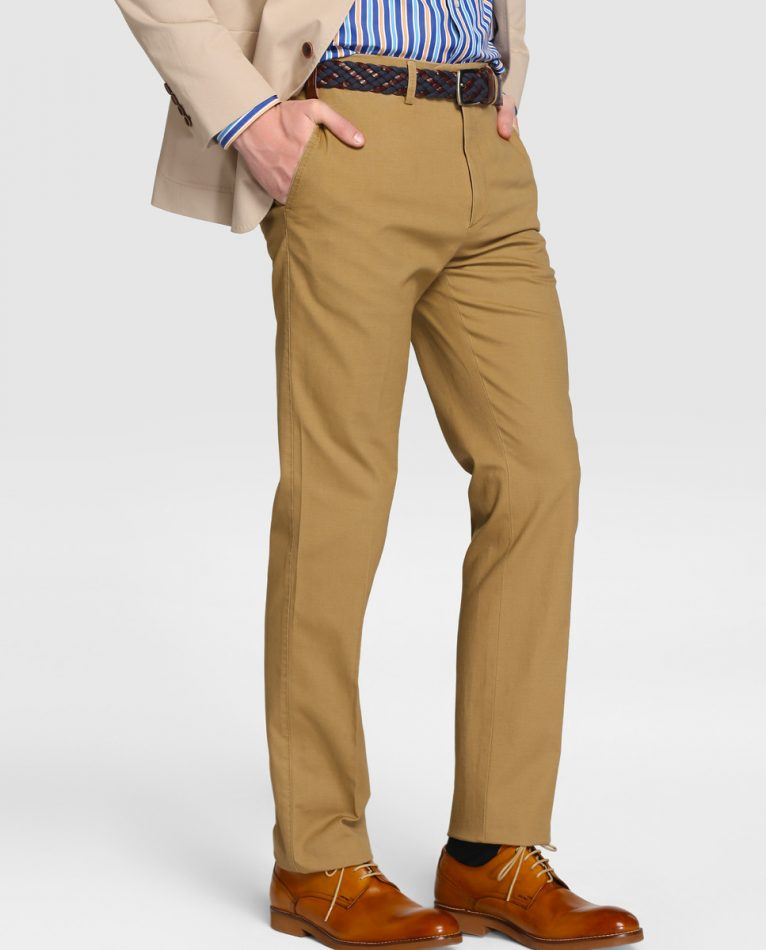 Pantalon Chino Drill Clasico Tony Mazzaro