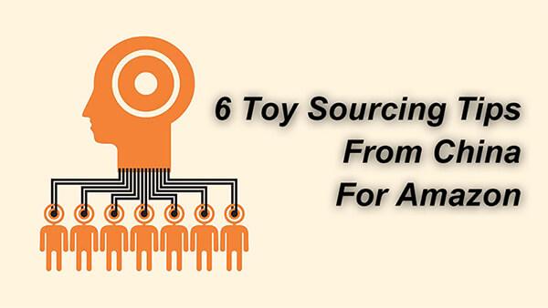 Amazon Toys SOurcing