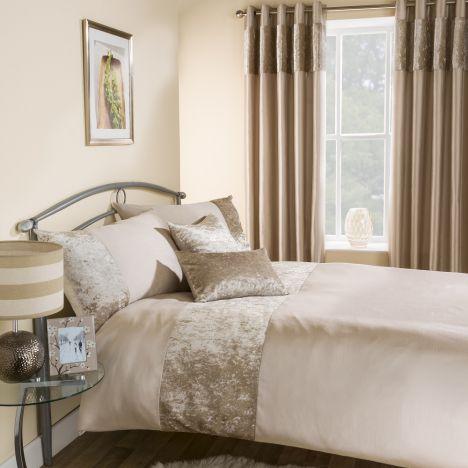 runners kitchen design rochester ny | amalfi cream crushed velvet quilt duvet cover ...