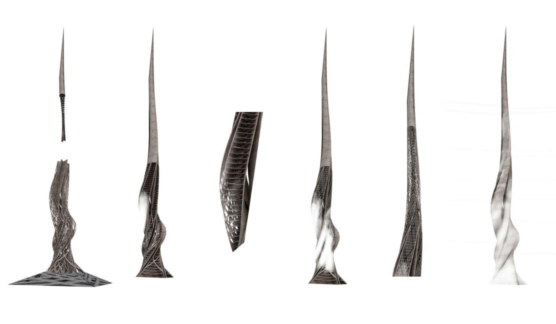Tutorial Architecture Rendering: Simple 3D Model + Photoshop