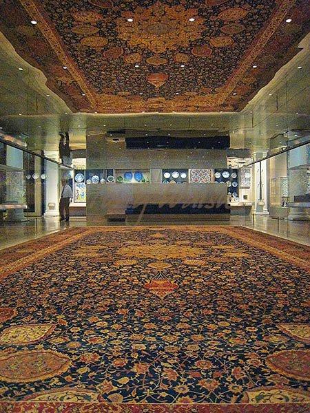 The V&A Ardabil Carpet