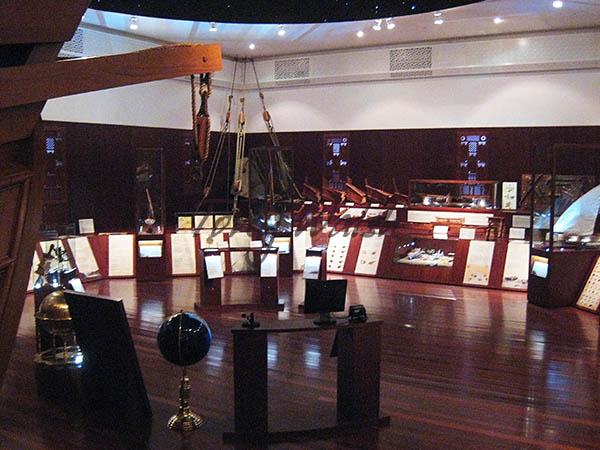 Maritime Museum Al Baleed