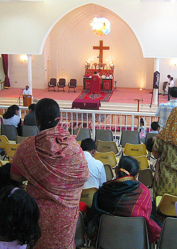 St Thomas Church Ruwi