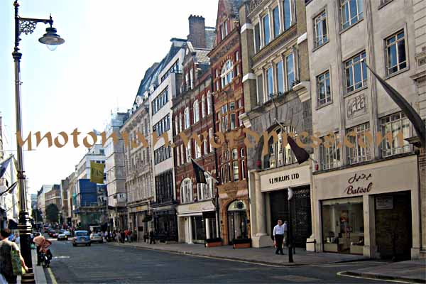 Bateel Bond St London