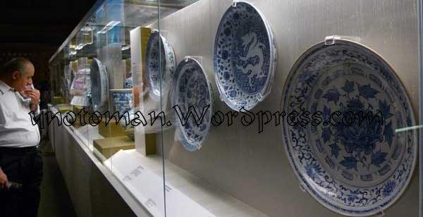 China Blue and White