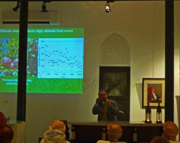 Professor Andreas Buerkert talks about Oman's Oasis