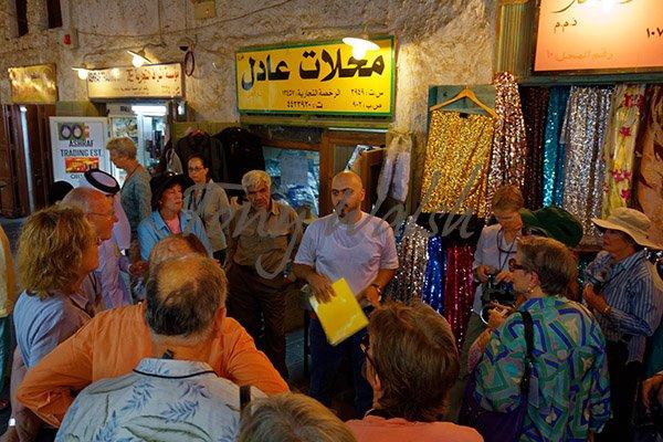 Tour in Doha Qatar Souq Waqif