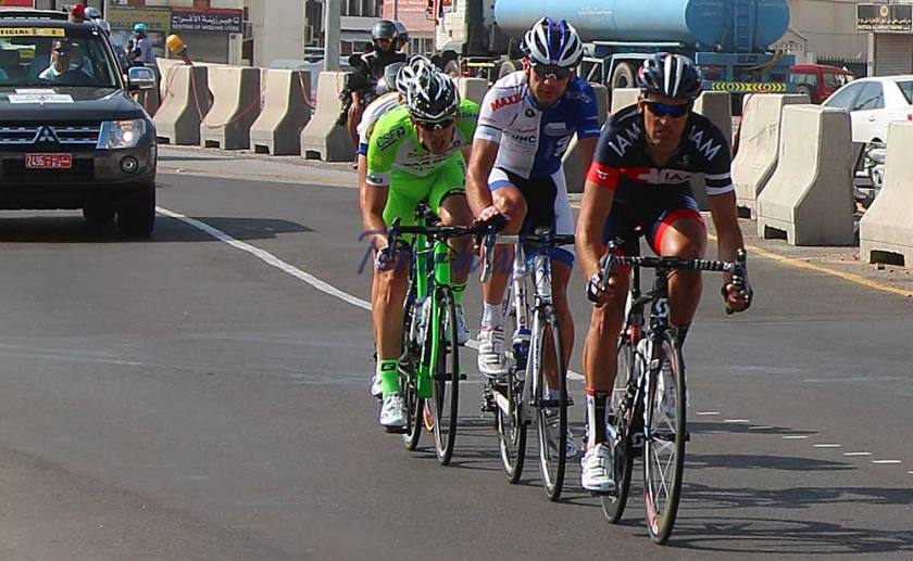 Tour of Oman Leaders 2014