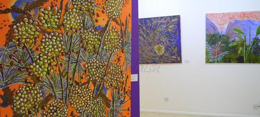 Peter Farrington 3 Paintings