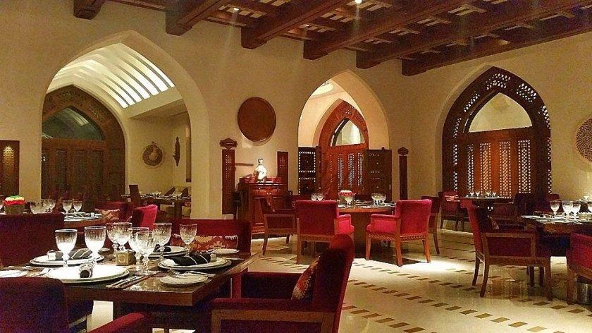 Al Angham Resteraunt Room