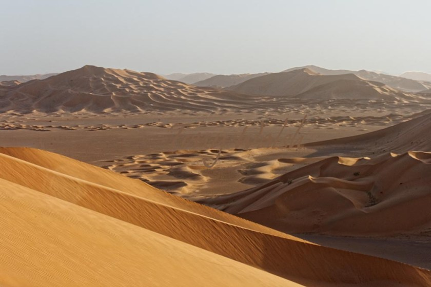 Rub al Khali Oman