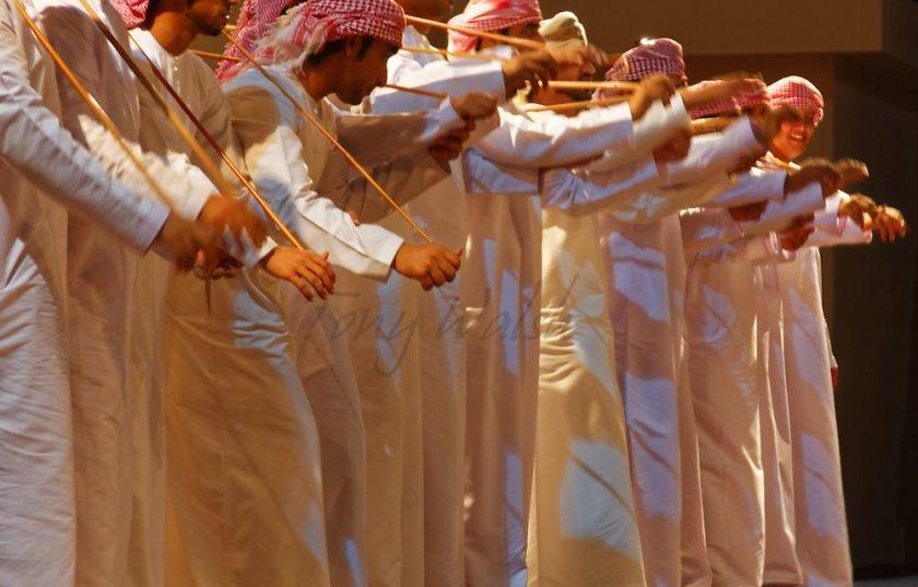 Oman Razfa dance