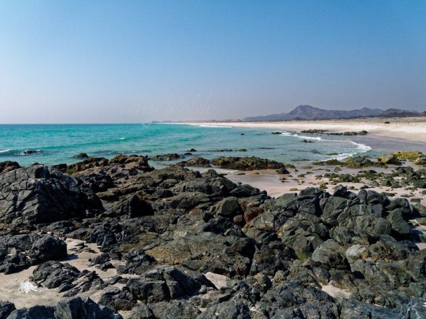 White Beach Masirah