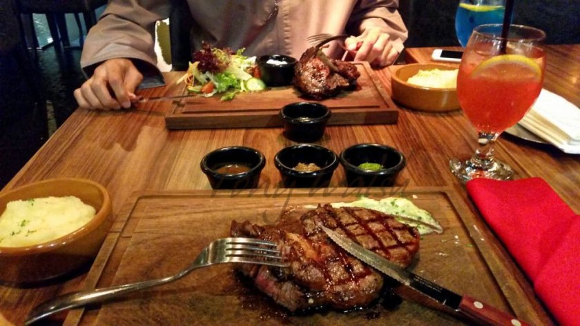 Steak Company in Oman Rib Eye