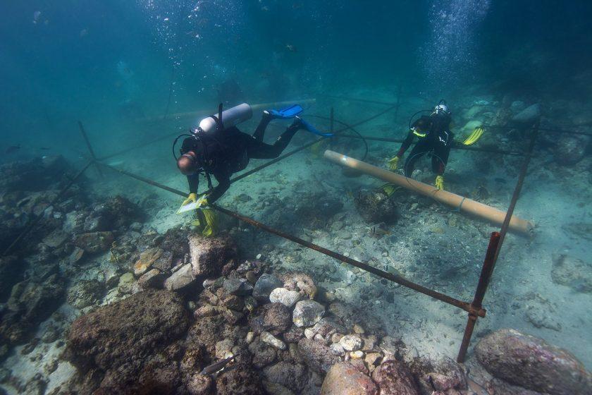 Wreck survey Esmeralda - University of Warwick