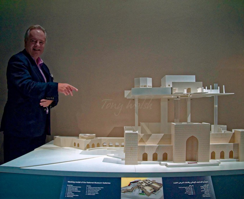 Jasper Jacob the National Museum Designer Visit National Museum Muscat