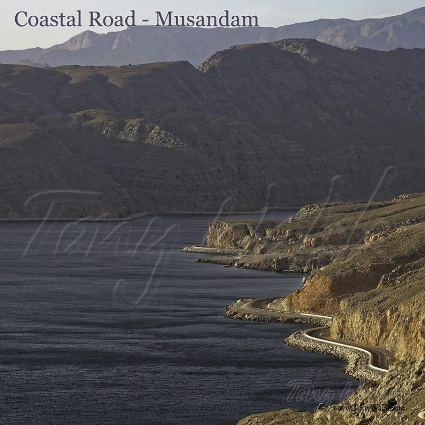 Musandam northern Oman