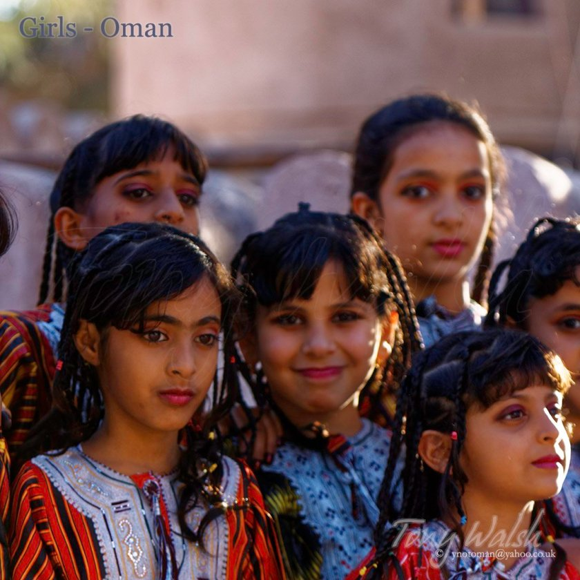 Girls Oman