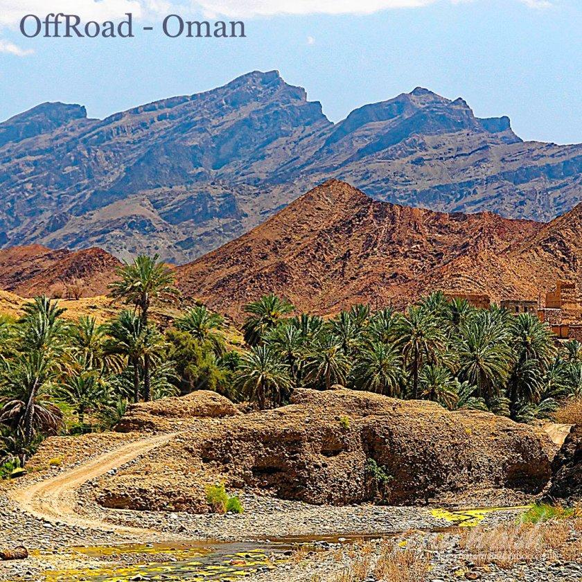 Off Road Oman