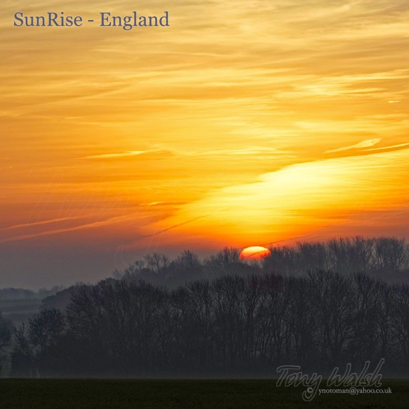SunRise England