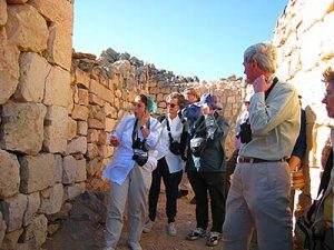 Dr Hunter and Ace Study Tours Groups visiting Oman