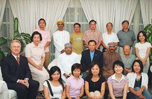 Taiwanese Group Groups visiting Oman