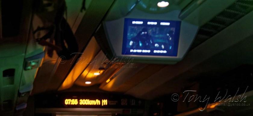 Italo train to Florence hits 300kmph