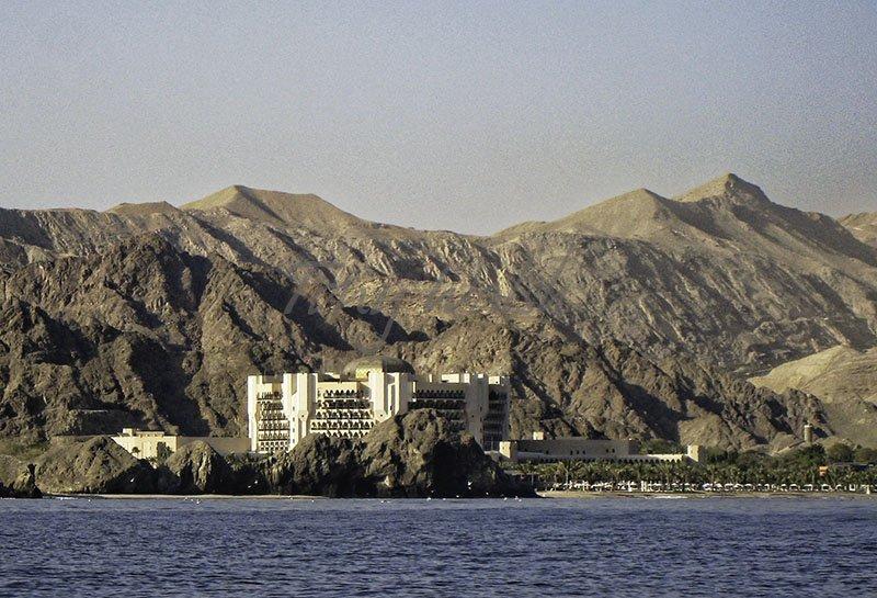 Ritz Carlton Al Bustan Palace