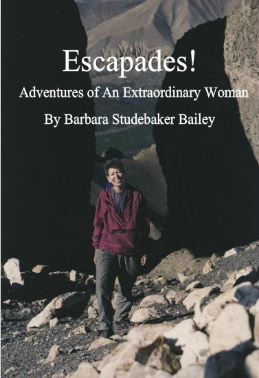 Barbara Studebaker Bailey book Escapades!