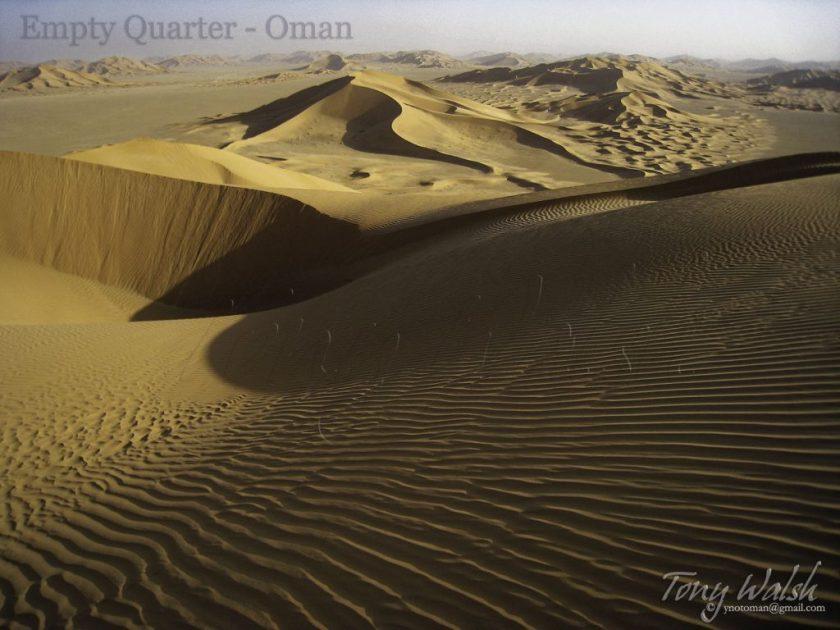 Rub Al Khali Empty Quarter Oman