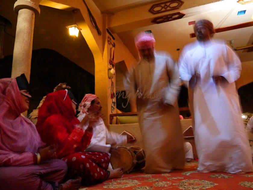 Bedouin Dance